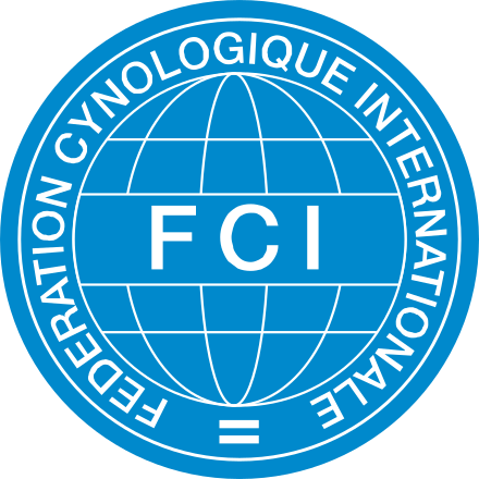 FCI - Federation Cynologique Internationale logo